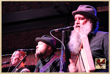 Washboard Union Live At American North