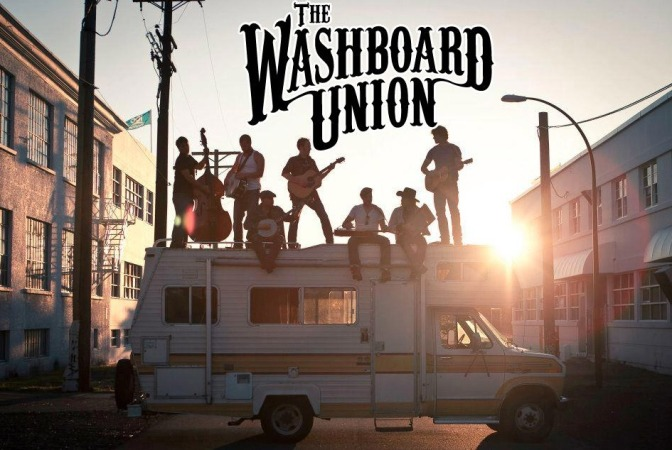 Washboard Union Head East to Open for Zac Brown Band
