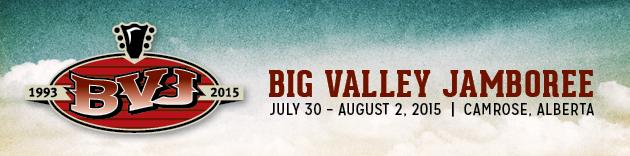 Washboard Joins Big Valley Jamboree