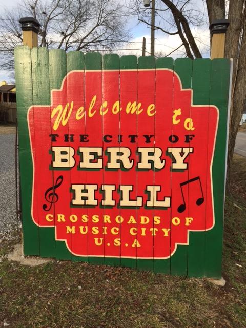 Day 1 New Album:  Berry Hill, Nashville TN