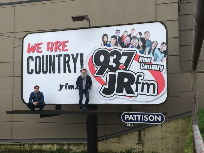 Lost but made it to JR FM